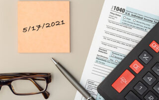 tax filing date extended
